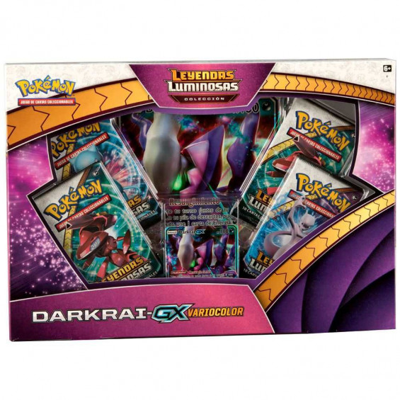 Pokémon Colección Darkrai-GX