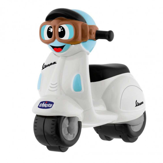 Chicco Mini Turbo Touch Vespa Blanco