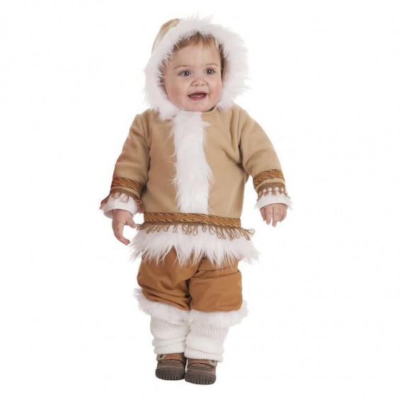 Disfraz Bebé Esquimal