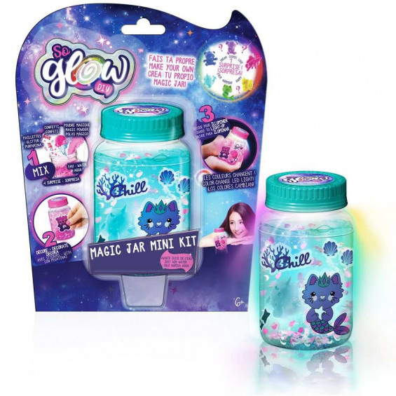 So Glow Magic Jar Mini Kit