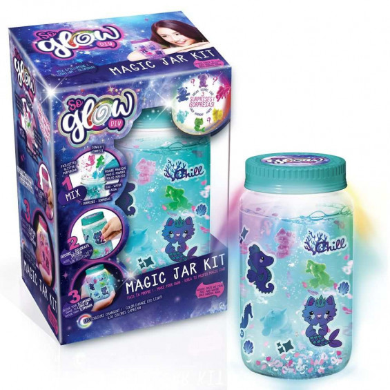 So Glow Magic Jar Kit