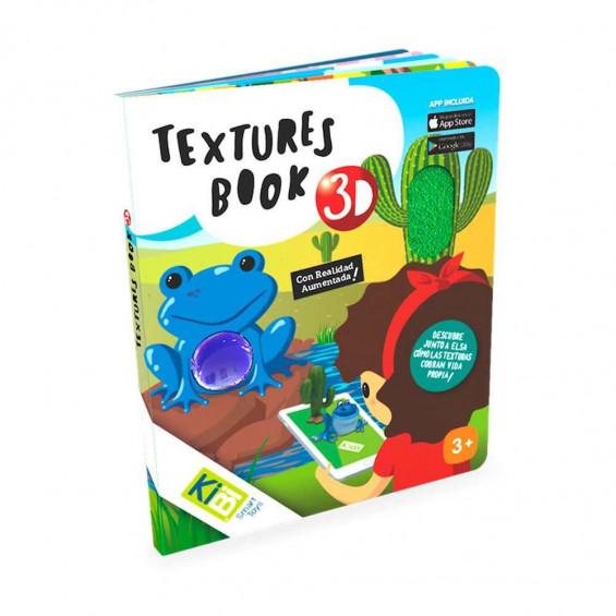 KIBI Textures Book 3D