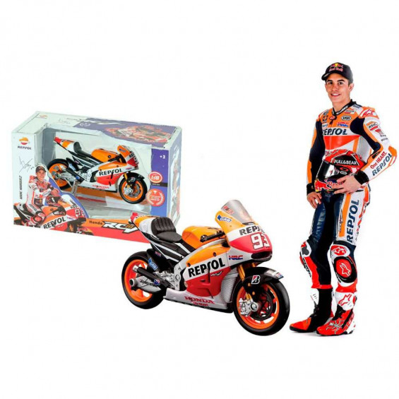 Maisto 1/18 Moto Gp Honda Repsol Marc Marquez