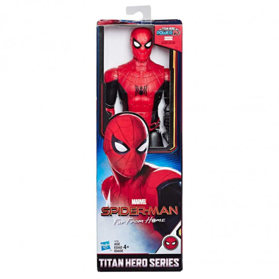 Marvel Spider-Man Movie Titan Hero Series
