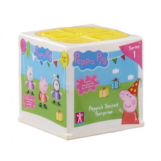 Peppa Pig Caja Sorpresa Varios Modelos