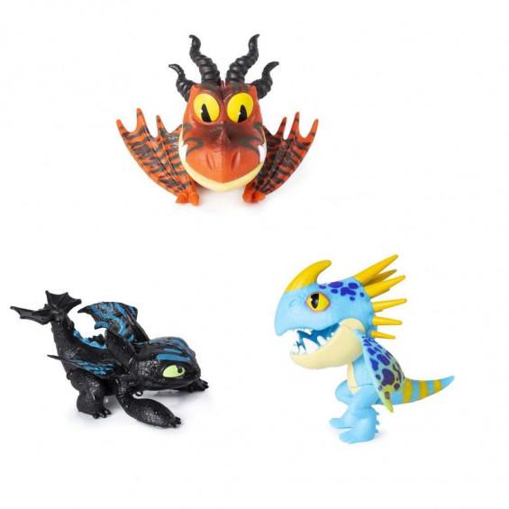 Dragones de Berk 3 - Mini Dragones Varios Modelos