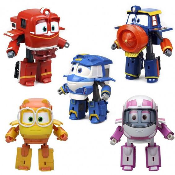 Robotrain Trasformable Varios Modelos