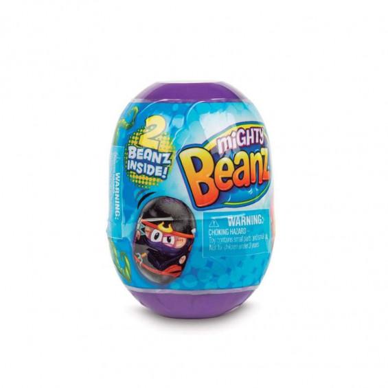 Mighty Beanz Display 2 Pack Varios Modelos