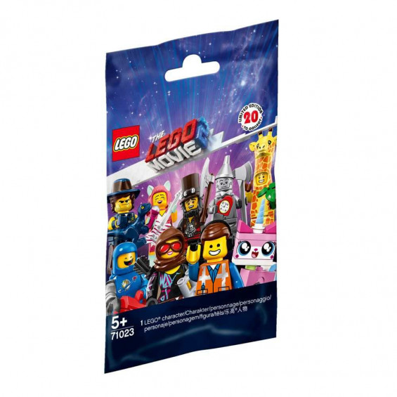 LEGO Minifigures Confidential Minifigures 2019 Varios Modelos - 71023