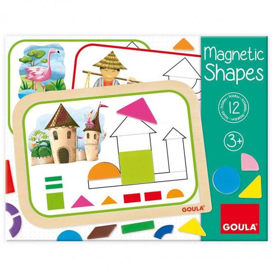 Goula Magnetic Shapes
