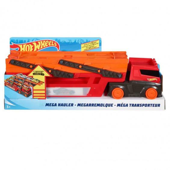 Hot Wheels Megacamión