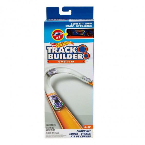 Hot Wheels Track Builder Tramos de Curvas