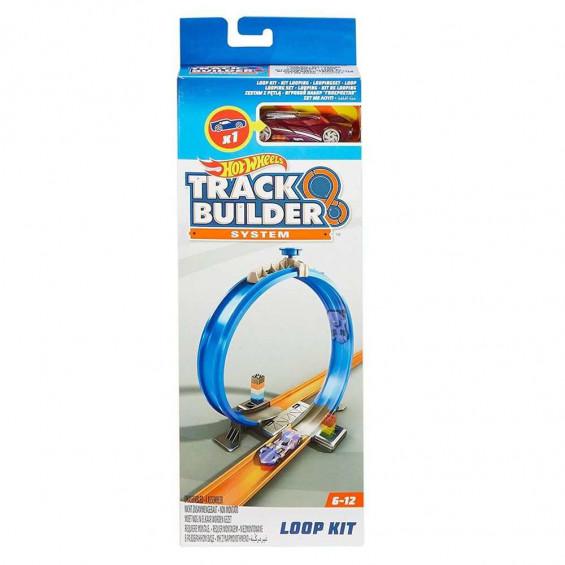 Hot Wheels Track Builder Kit Loopings