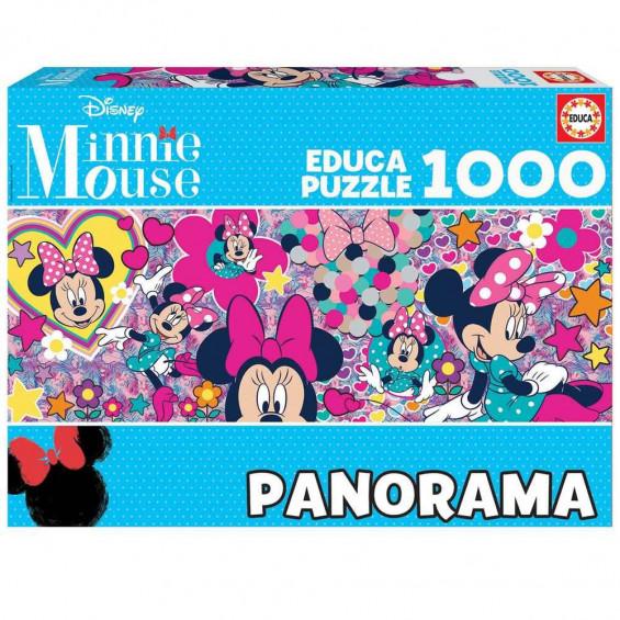 Puzzle 1000 Piezas Minnie Mouse Panorama