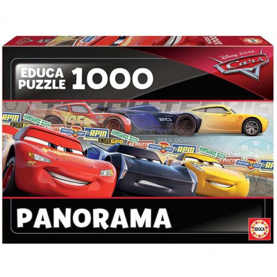 Puzzle 1000 Piezas Cars Panorama