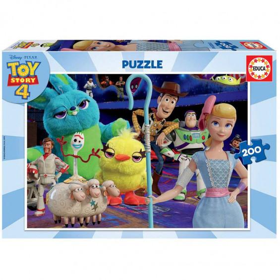 Puzzle Toy Story 4 - 200 Piezas