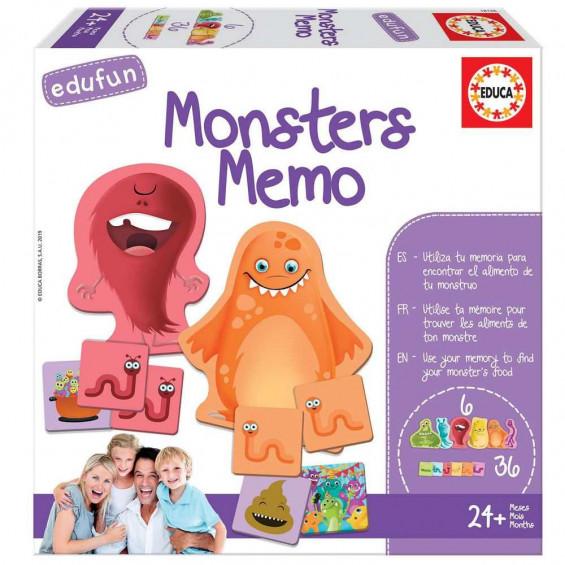 Monsters Memo