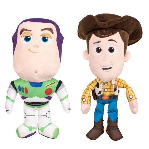 Peluche Toy Story Buzz o Woody Varios Modelos