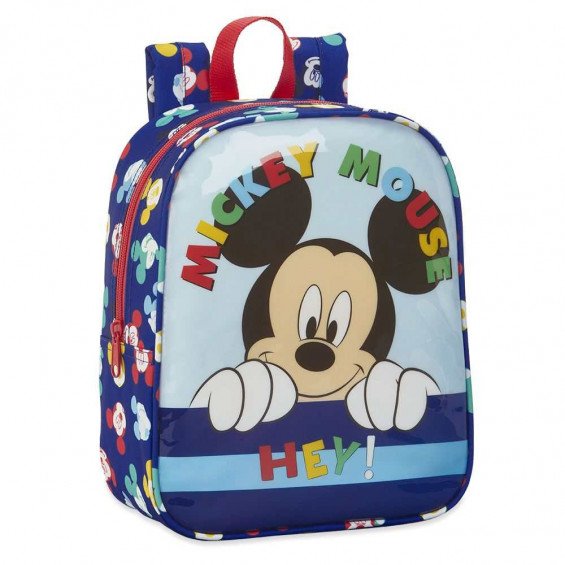 Mickey Mouse Mochila Guardería Hey!