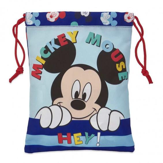 Mickey Mouse Saquito Merienda