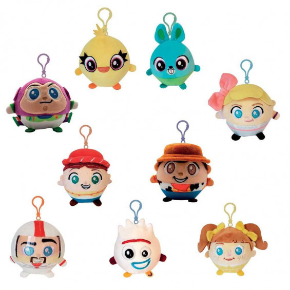Squeezamals Disney Toy Story 4 Varios Modelos