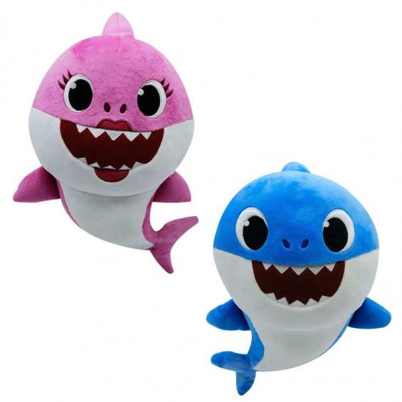 Baby Shark Peluche Musical Familia Varios Modelos