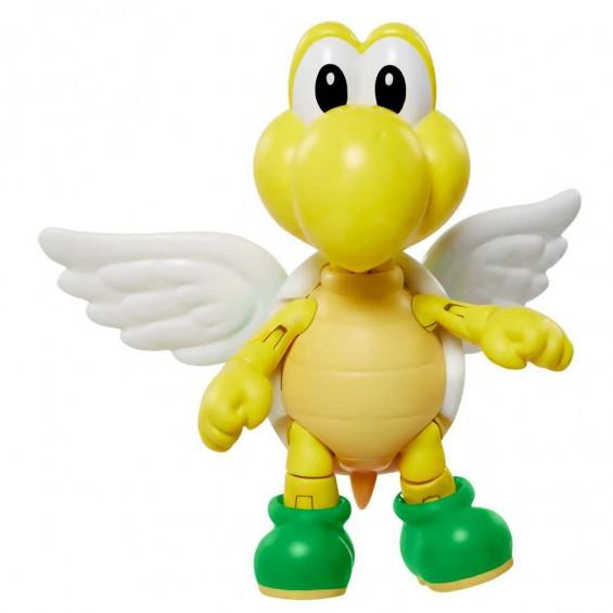 Nintendo Figura Koopa para Troopa con Alas Serie 13
