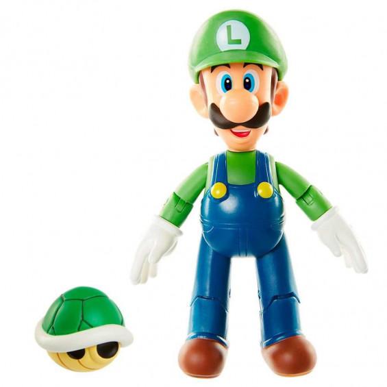 Nintendo Figura Luigi y Koopa Sell Serie 13