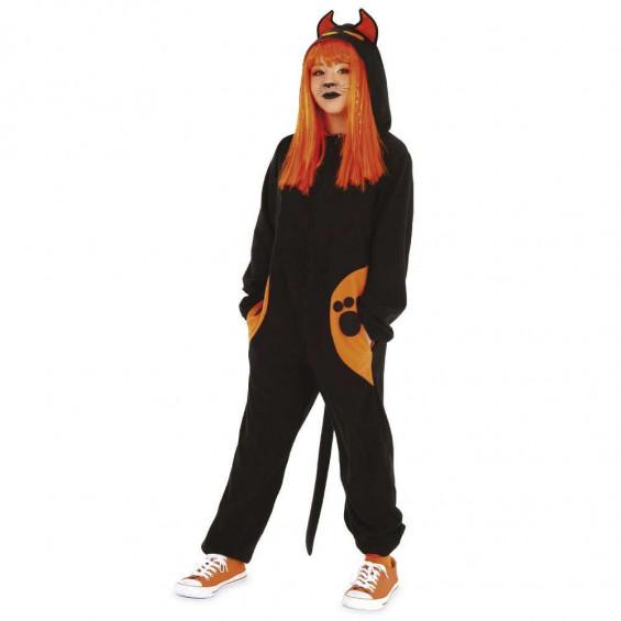 Disfraz Black Cat Talla 3-4 Años