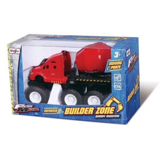 Maisto Builder Zone Varios Modelos