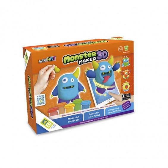 KIBI Virtuart Monsters 3D Maker
