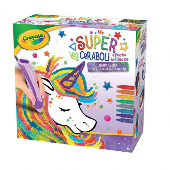 Crayola Súper Ceraboli Unicornio