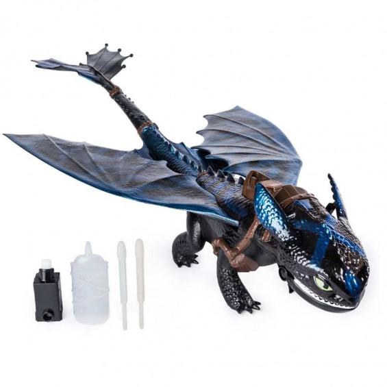 Dragón Lanzallamas Desdentao