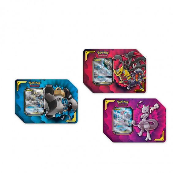Pokémon Lata Alianza Poderosa Varios Modelos