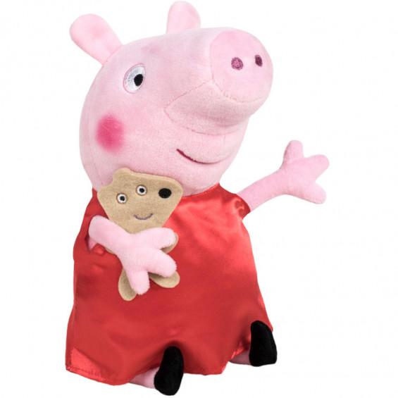Softies Nature Peppa Pig Peluche Peppa