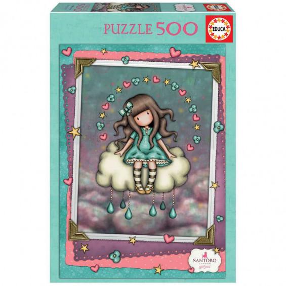 Puzzle 500 Piezas Gorjuss April' s Showers