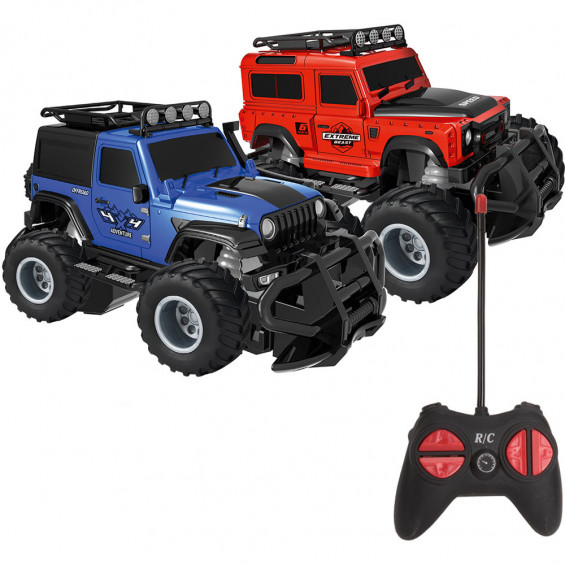 Xtrem Raiders Coches Radio Control Night Panthers Varios Modelos