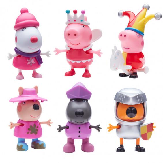 Peppa Pig y Amigos Fiesta de Disfraces Varios Modelos