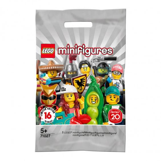 LEGO Minifigures Strip 20ª Edición - 71027