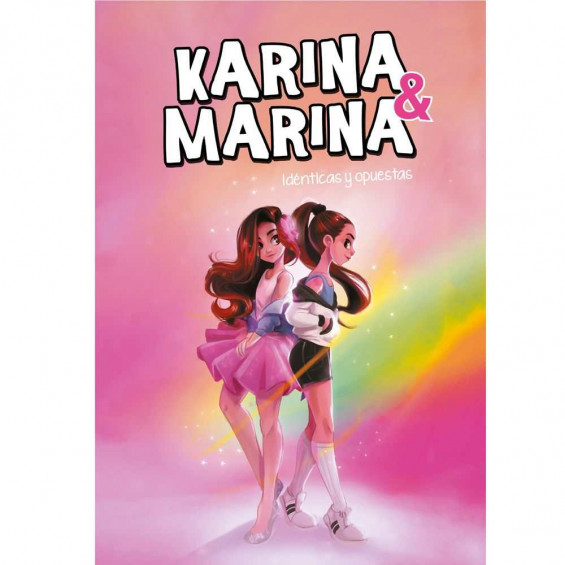 Karina & Marina 1: Idénticas y opuestas