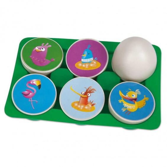 T-Toca Huevos Locos