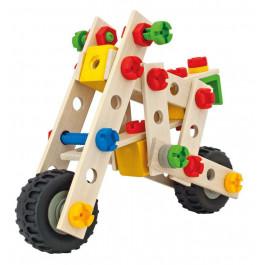 Hazlo Tu Construye tu Vehículo 100 Piezas
