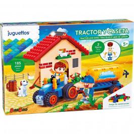 Juguettos Tractor Granja 185 Bloques