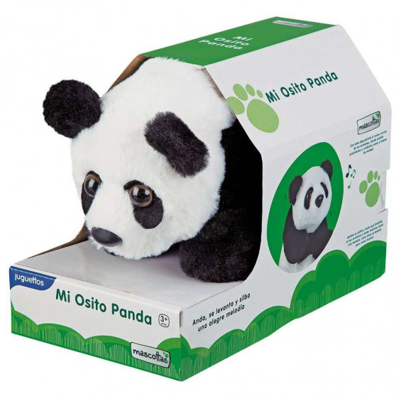 Mascottas Mi Osito Panda