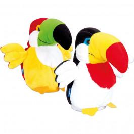 Mascottas Tucán Parlante Varios Colores