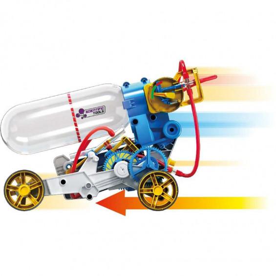 Scientific Tools Crea tu Vehículo de Aire Comprimido