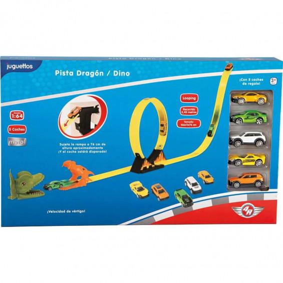 4R Pista Dragón/Dino