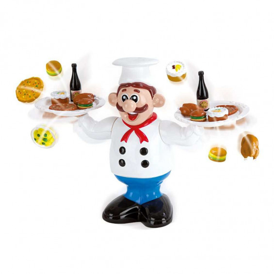T-Toca  El Cocinero Loco