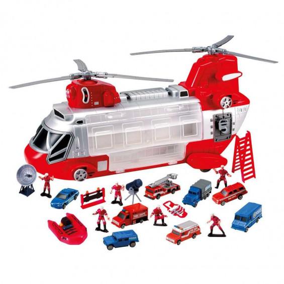 4R Helicóptero de Rescate y Transporte