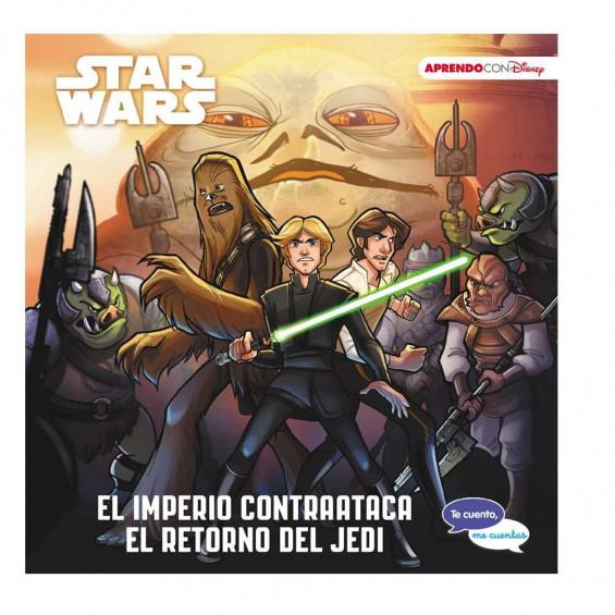 Star Wars El Imperio Contraataca El Retorno del Jedi